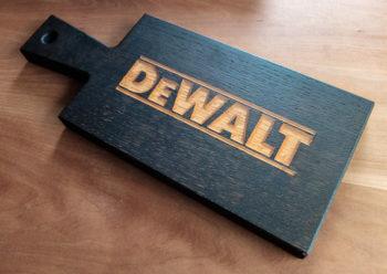 Serveerplank 'DeWalt'